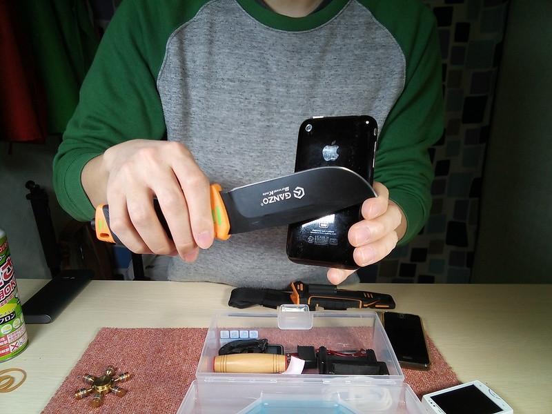 Elephone S8 インカメラ (4)