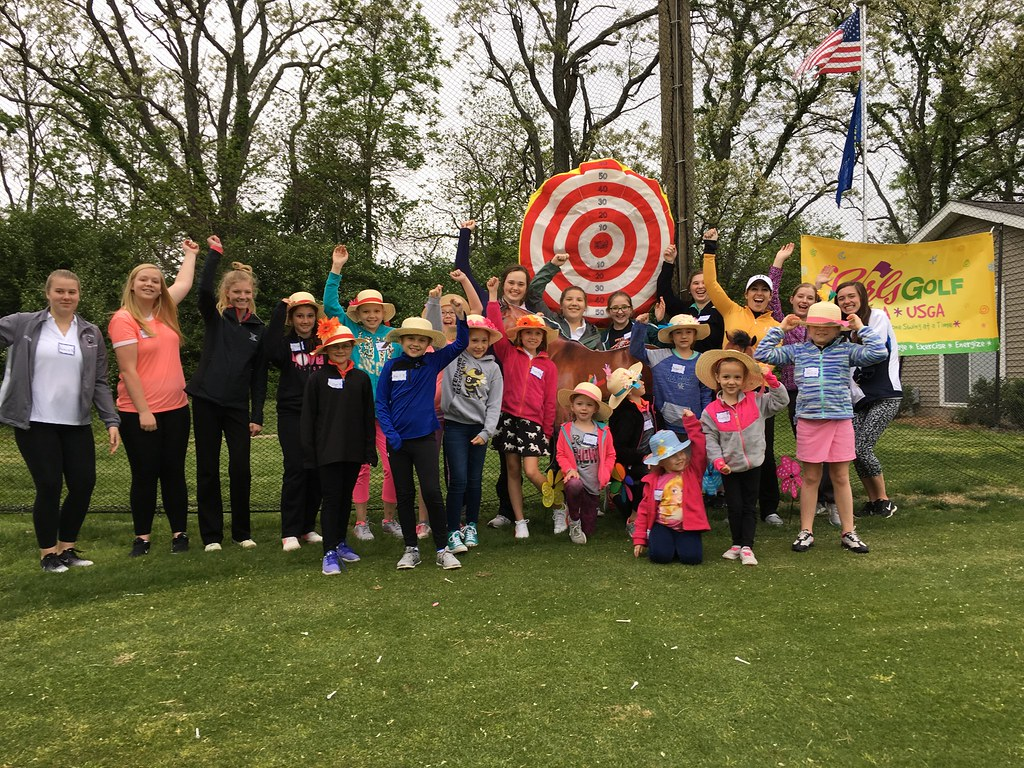 2017 Girls Golf Kentucky Derby
