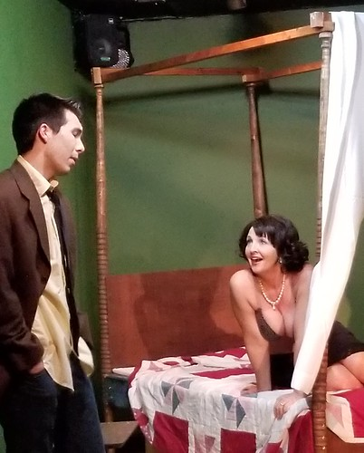 """LIVE Dramedy """"The Graduate"""" presented by Breakthrough Theater"""
