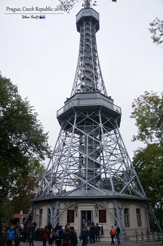 2017 Europe Prague 12 Prague Petřín Lookout Tower