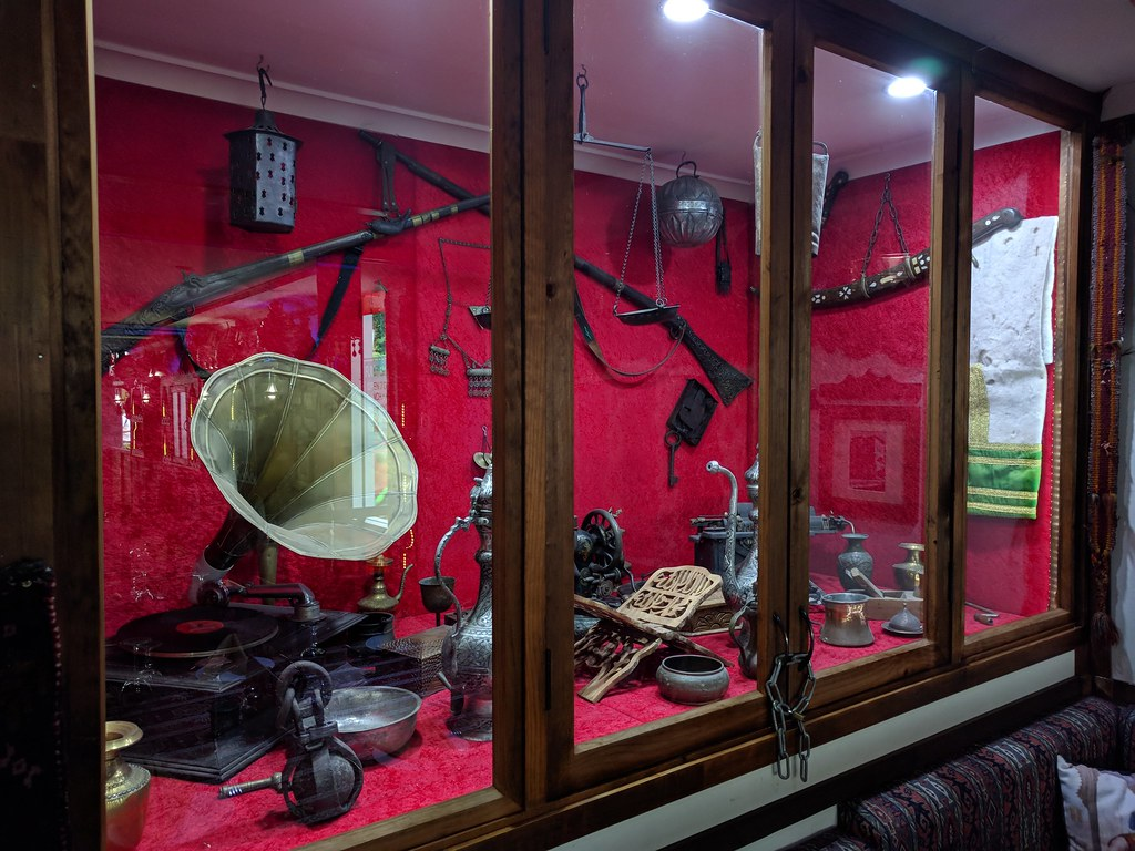 博物館等級的展示櫥窗