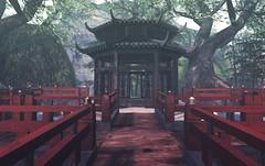 Flowing Garden Pavilion