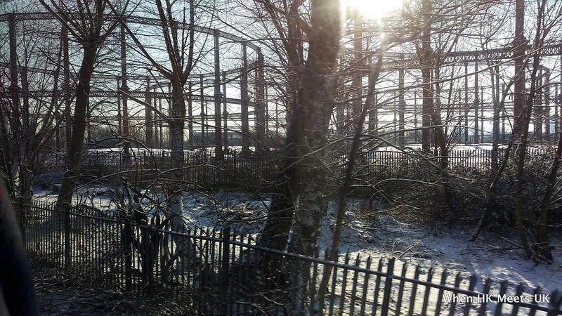 英國雪景:讓人又愛又恨的紛飛雪花
