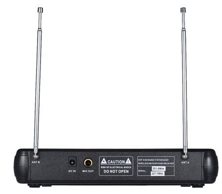 ammoon VHF Wireless Microphone System (7)