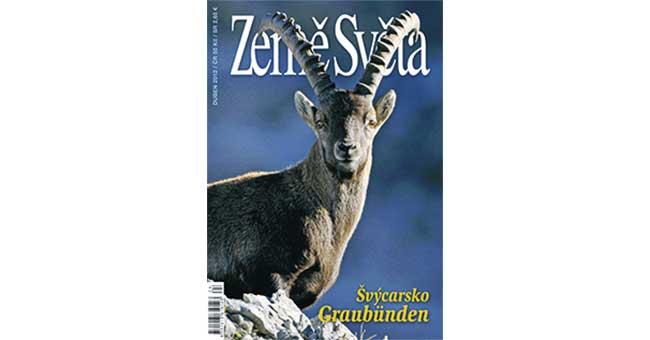 Země světa - Švýcarsko - Graubünden