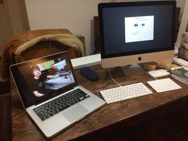 PCサポート始め その2 セッティング
