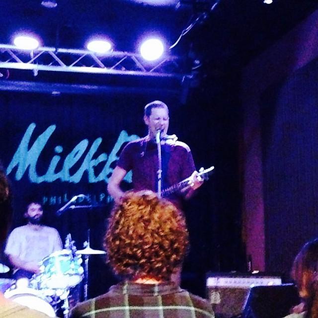 Bry Webb & Cousins & Chad VanGaalen @ MilkBoy Philly, Philadelphia, PA, 16 May 2014