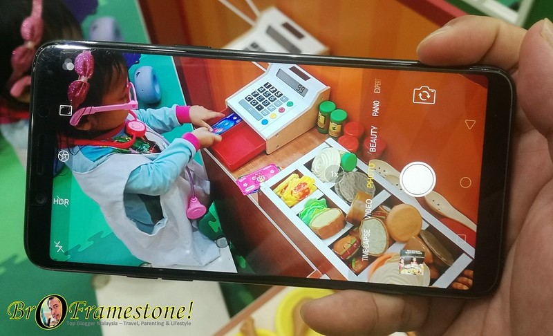 Review OPPO F5 by Bro Framestone