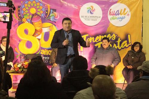 PRESENTACIÓN DE LA 80 FERIA DE LAS FLORES