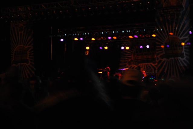 Dark Star Orchestra @ Peach Music Festival, Scranton, PA, 10 August 2012