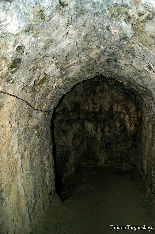 Внутри бастиона