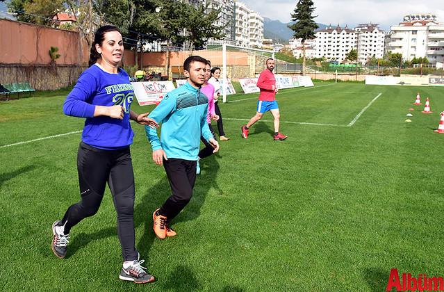 Akdeniz'in ilk ragbi kursu Alanya'da -7