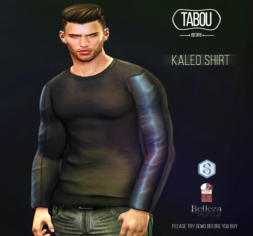 Kaleo shirt @ shiny shabby - TeleportHub.com Live!
