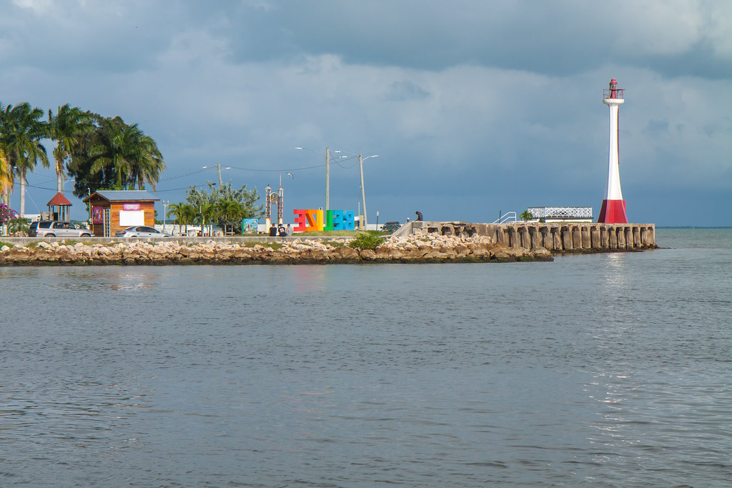 Belize. Belize City
