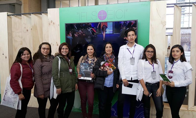 El Poli presente en la exhibición internacional del cuero y consumos
