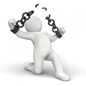Romper las cadenas