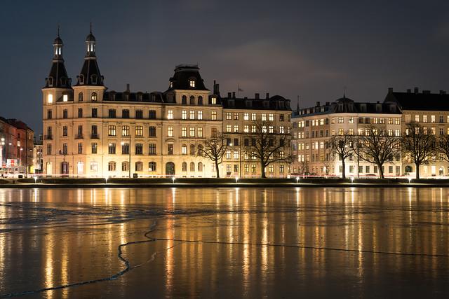 Frozen February - Copenhagen