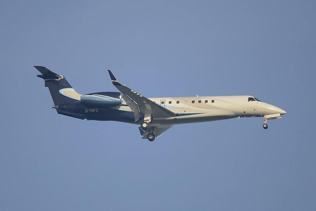 G-THFC Embraer RJ135BJ Legacy