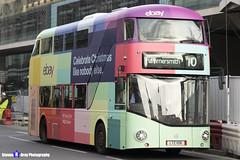 Wrightbus NRM NBFL - LTZ 1156 - LT156 - eBay - Hammersmith 10 - RATP Group London - London 2017 - Steven Gray - IMG_6056