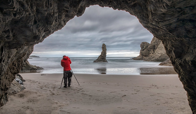 Bandon Cave