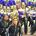 Everman High School Band, Martin Luther King Day parade and rally, downtown Fort Worth, Jan. 15, 2018