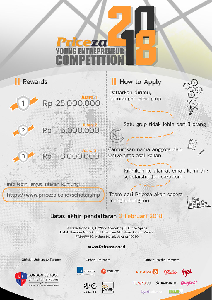 Priceza YEC X LSPR_Poster_Competition