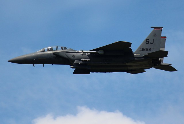 U.S. Air Force F-15E Strike Eagle, 4th Fighter Wing,