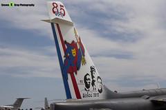 E26 705-ND - E26 - French Air Force - Dassault-Dornier Alpha Jet E - Luqa Malta 2017 - 170923 - Steven Gray - IMG_0528