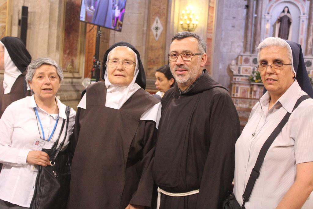 Ecuentro del Papa con La Vida Consagrada