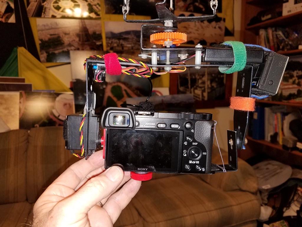 Updated KAP rig.