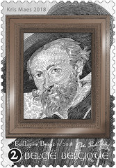 05 RUBENS timbre C portrait