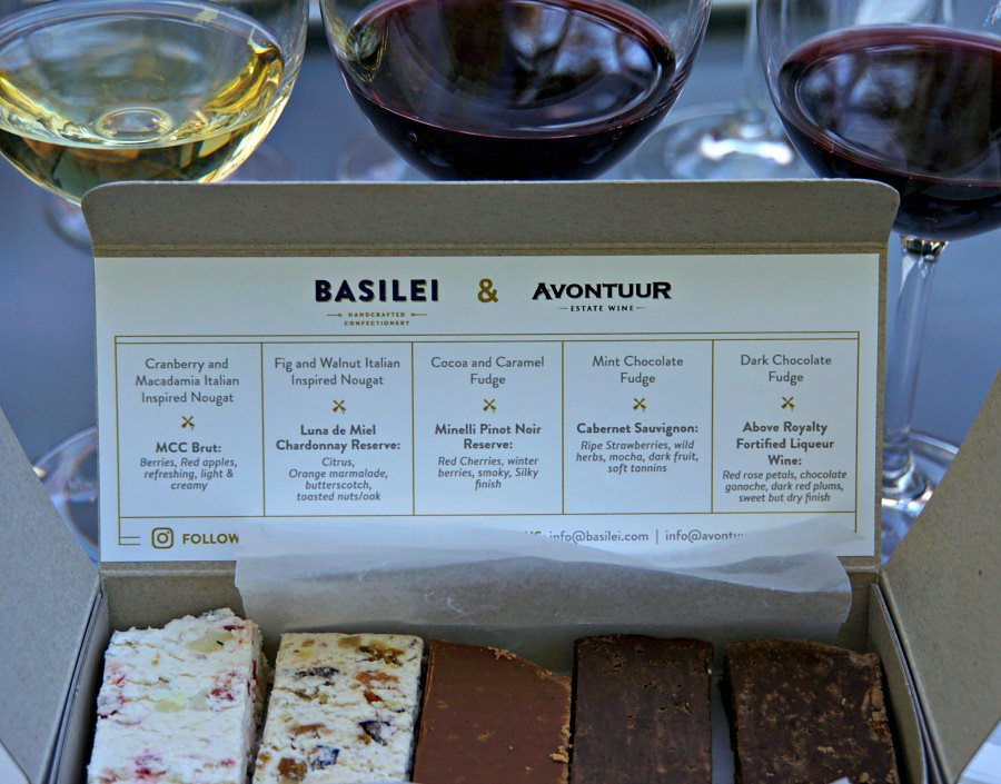 Chocolate Wine Pairing in Stellenbosch