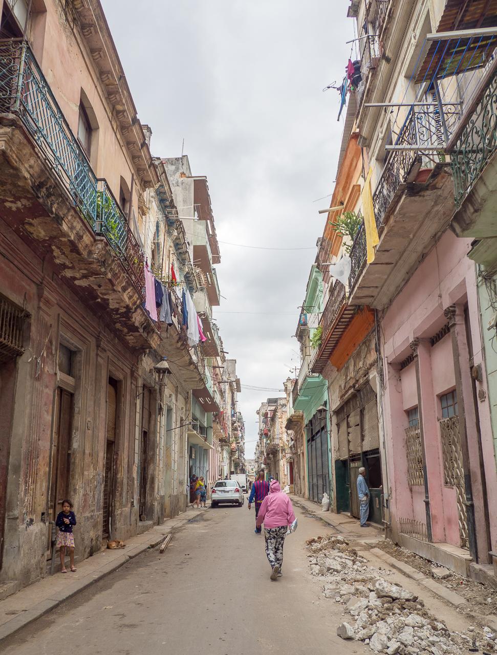 Havanna vanhakaupunki, La Habana Vieja
