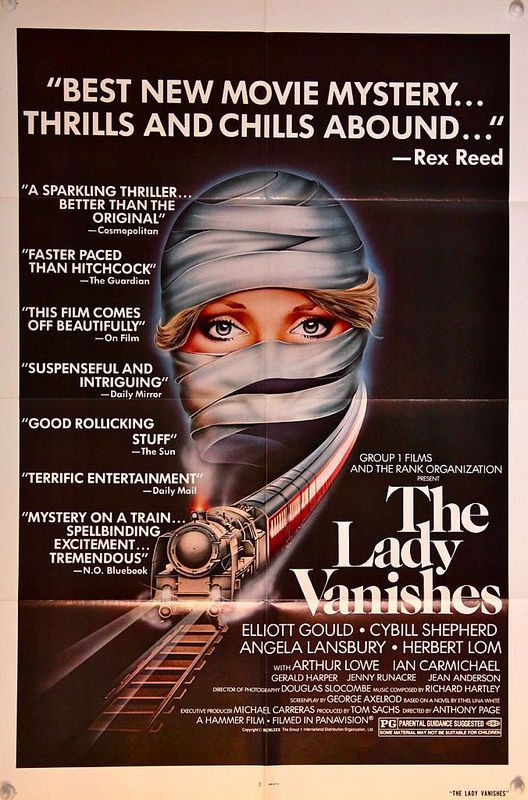 The Lady Vanishes - 1979 - Poster 3