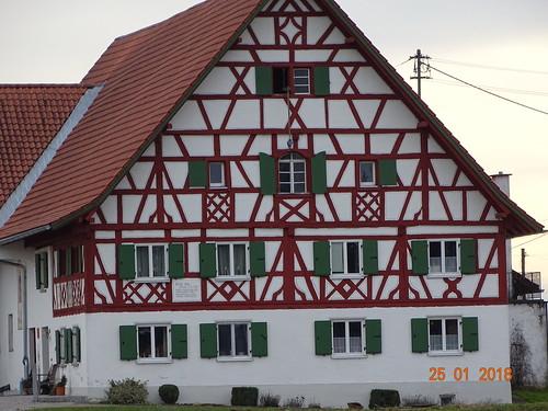 Fachwerkhof bei Altusried