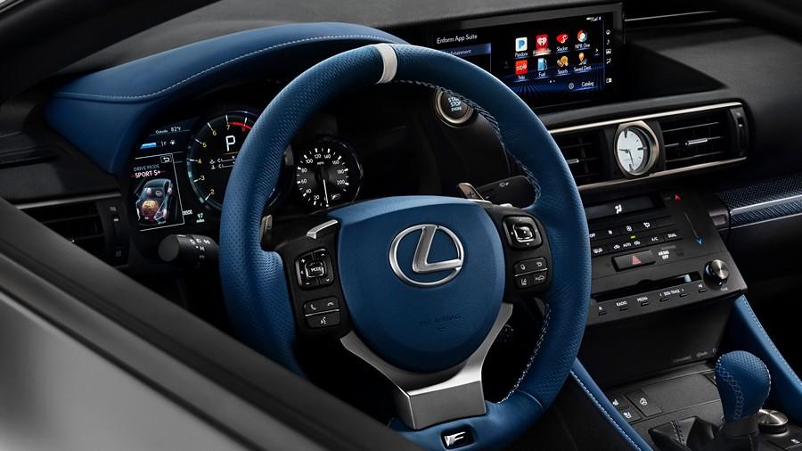 Lexus RC F, GS F 10th Anniversary 2