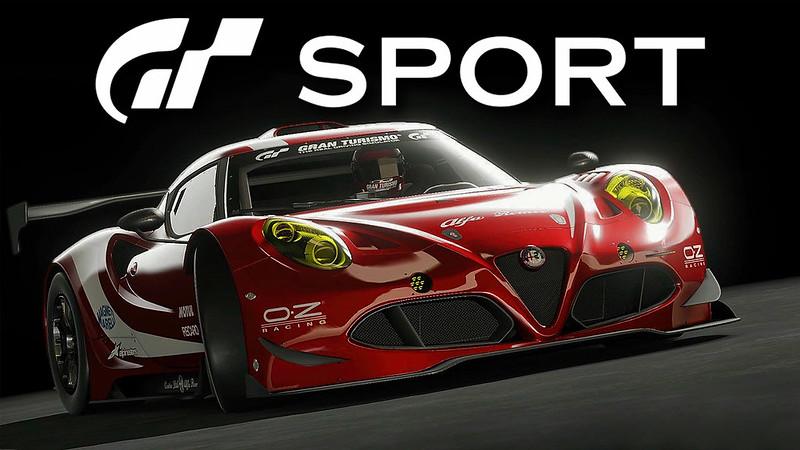GT Sport 2018