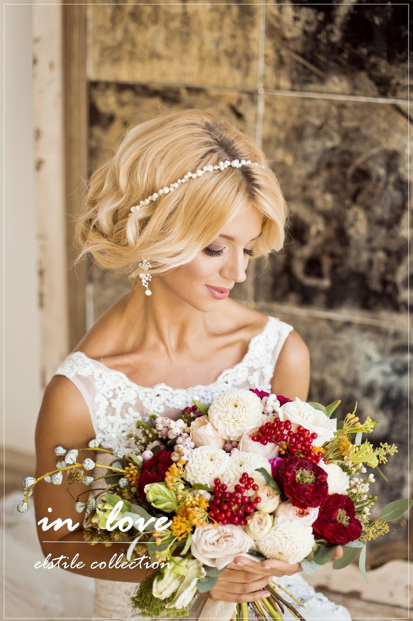 +20 Wedding Day Hairstyles for Brides 2018 - Wedding Hairstyles 3