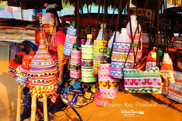 Thailand - Chiang Rai Native Village 02