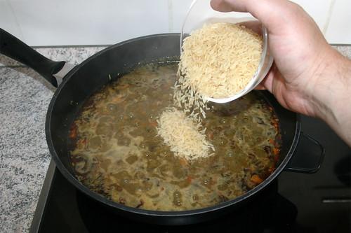 50 - Reis hinzufügen / Add rice