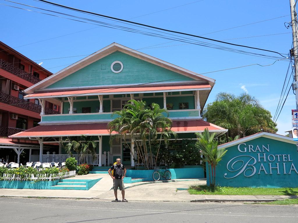Hotel en Bocas del Toro