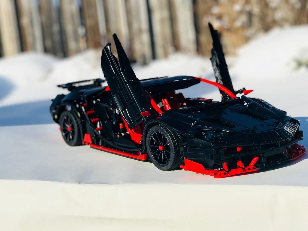Lamborghini- Centenario