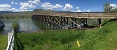 Bridge over the Thompson River