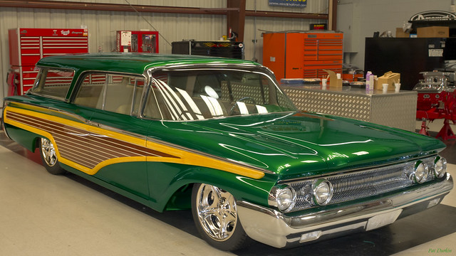 1960 Mercury Colony Park Country Cruiser --- AKA The SoBe Lizard King