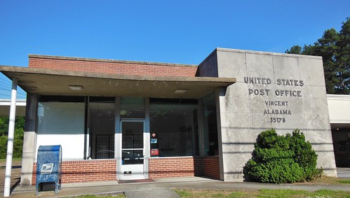 Vincent, Alabama 35178 PostOffice