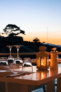 'Omilos Bar-Restaurant' @ Hydra,Greece
