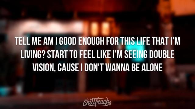 CaRter Alone Lyrics Lyric Video