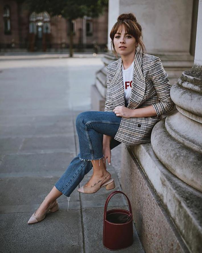 suits street style fashion outft winter 2018 inspiracion looks para ir a trabajar8