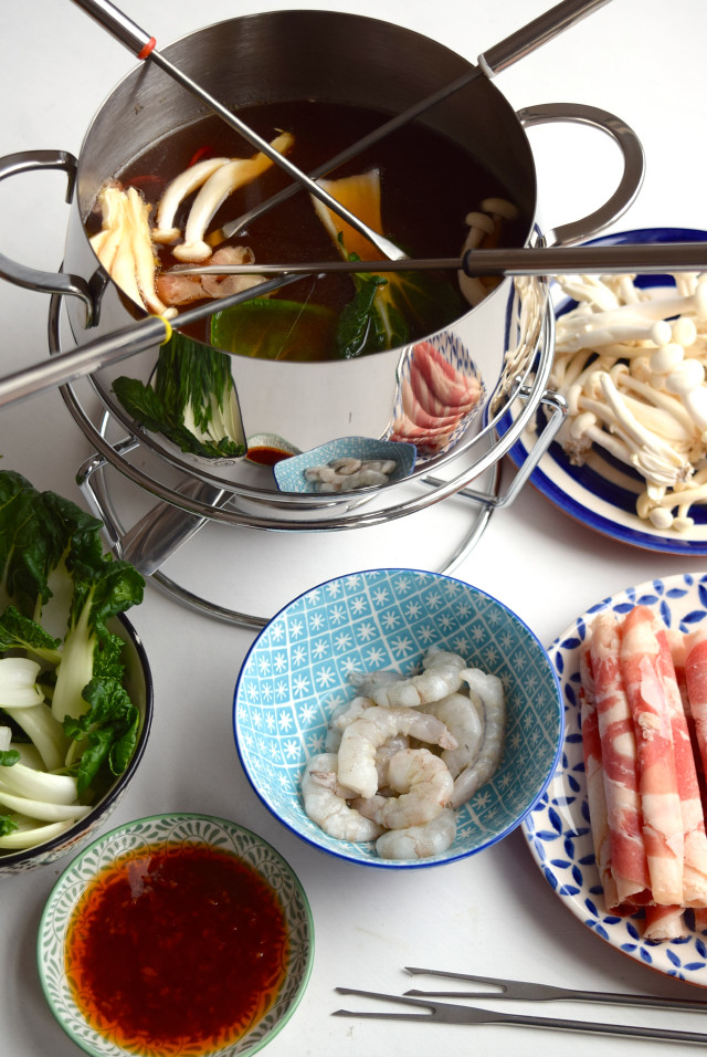 How To Enjoy A Chinese Hot Pot At Home