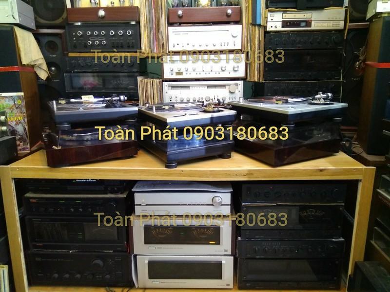 Turntable Cơ mâm đĩa than thích thú phần nghe ==>> thỏa mãn phần nhìn - 1